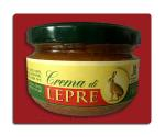 Crema di Lepre Brancaleone da Norcia