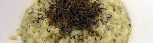Risotto tartufo nero Norcia