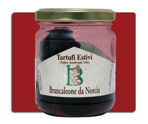 Tartufo Nero Estivo Intero Brancaleone da Norcia